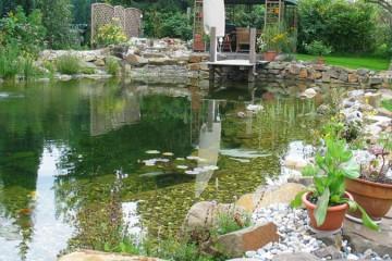 Schwimmteiche - Wasseranlagen
